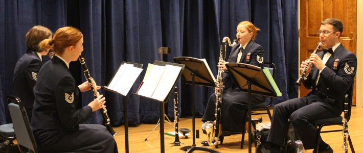 Air Force Clarinet Quartet