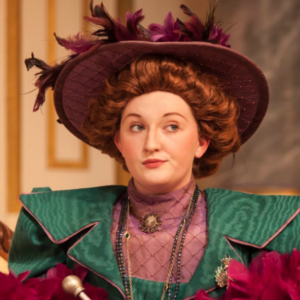 Jessica Lane '15 Lady Windermere's Fan