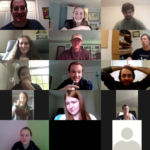 Summer Science Institute 2020 Zoom Call