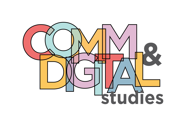 CDS logo designed by Paige Marino, CDS major