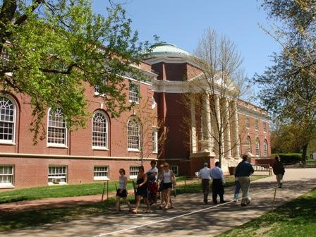 James Farmer Hall at the University of Mary Washington
